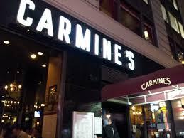 Carmines NYC