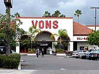 Vons Supermarket