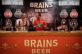 Brains Beer